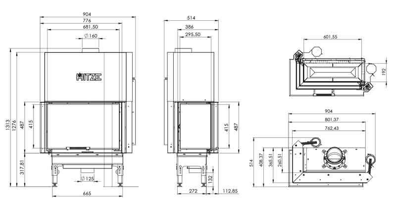 Habitat AL 14 G.H.D dettagli
