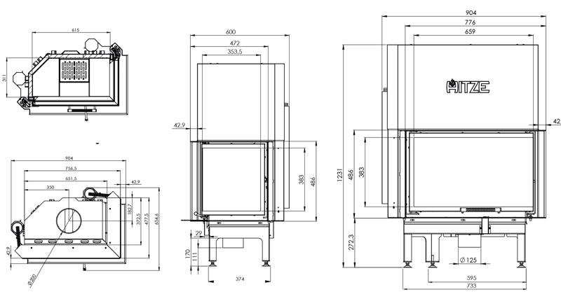 Habitat_AL14RGHD_disegno_tecnico